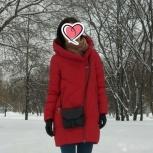 Пуховик женский, Новосибирск