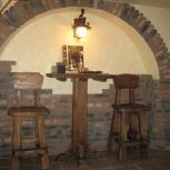 Набор мебели для винного погребка, Новосибирск