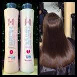 Ботокс для волос лечение восстановление, Новосибирск