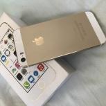Продам iPhone 5s gold 32gb, Новосибирск