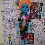 Продам куклу Monster High Джексон Джекилл и Хольт Хайд, Новосибирск