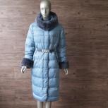 Новое пальто Luissante (биопух), 52 размер, Новосибирск