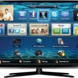 40'' (102см) Samsung UE40ES6307U LED 3D SMART Wi-Fi 200Hz FHD DVB-T2, Новосибирск