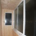 Ваш партнер евро отделка балконов, лоджий, Новосибирск