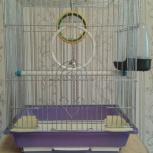 Продам клетку для птиц, Новосибирск