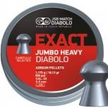 Пули для пневматического оружия  JSB EXACT Jumbo Heavy, Новосибирск
