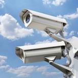 Монтаж, обслуживание систем видеонаблюдения, Новосибирск