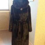 Норковая шуба World Brid Греческая, 44-46. 120 см, Новосибирск