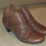 Ботильоны новые, ботинки демисезонные, Новосибирск