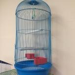 Клетка для птиц круглая, Новосибирск