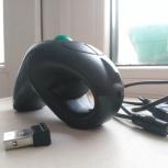 Продам воздушный трекбол (air mouse) с лазером (для презентаций), Новосибирск