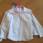 Продам две рубашки H&M размер 7-8 лет, Новосибирск