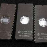 Продам микросхемы HN482764G, Новосибирск