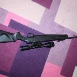 Продам пневматическую винтовку Stoeger X20 Synthetic Combo, Новосибирск
