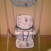 Продам качелю для ребёнка с 6 месяцев, Новосибирск