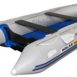Надувная лодка Солар 420 Jet Tunnel, Новосибирск