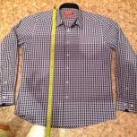 Рубашка размер 39 слимфит, Новосибирск