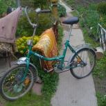 """Продам складной велосипед """"Аист"""", Новосибирск"""