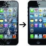 Замена экранов на смартфонах и планшетах, Новосибирск