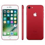 Новый apple iphone 7 128gb red, Новосибирск