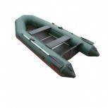 """Лодка """"ТАЙГА-290"""" /LeaderBoats/, Новосибирск"""