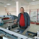 Ремонт и настройка мебельного оборудования, Новосибирск