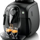 Кофе-машина Philips Saeco HD 8743 в отличном состоянии, Новосибирск