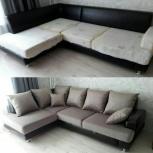 Перетяжка мягкой мебели любой сложности (диваны, кресла и т.д.), Новосибирск