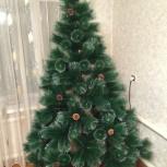 Искусственные елки -бесплатная  доставка до квартиры+ подарок, Новосибирск