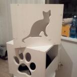 Домики для кошек, Новосибирск