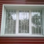 Решётка на окна, Новосибирск