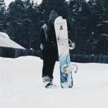 Срочно продам сноуборд, Новосибирск