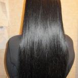 Профессиональное  наращивание натуральных волос, Новосибирск
