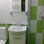 Ремонт ванных комнат, санузлов, Новосибирск
