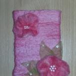 Чехол для телефона розовый, Новосибирск