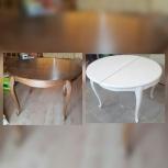 Реставрация и ремонт мебели из дерева в Новосибирске, Новосибирск