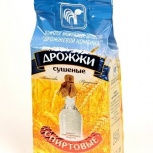 Дрожжи спиртовые сухие, Новосибирск