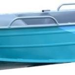 Лодка алюминиевая рейд 370 9.9 не требует регистрации в гимс, Новосибирск