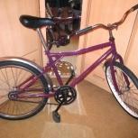 """Велосипед  подростковый. Колёса - 24"""", Новосибирск"""