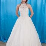 Свадебное платье бежевое прокат, Новосибирск