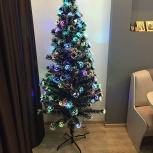 Светодиодная новогодняя ёлка 180 см, Новосибирск