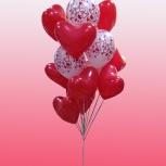 Воздушные шары для любимой девушки, Новосибирск