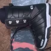 Продам ботинки сноубордические ThirtyTwo EXIT, Новосибирск