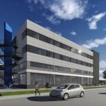 Комплексное проектирование общественных зданий для строительства, Новосибирск