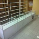 Продам стеллажи и витрины, Новосибирск