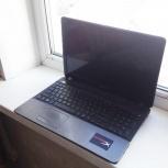 Ноутбук Acer, model - 5560-4333G32Mnbb, проц-р AMD A4, Новосибирск