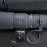 Объектив Sigma 100-300mm F/4 EX DG HSM Canon EF, Новосибирск