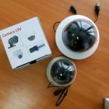 Комплект видеонаблюдения (5 камер, видеорегистратор, монитор), Новосибирск