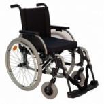 Кресло-коляска для инвалидов с ручным приводом, Новосибирск