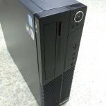 системный блок Lenovo ThinkCentre M72e (micro ATX, 2 ядра, Win7), Новосибирск